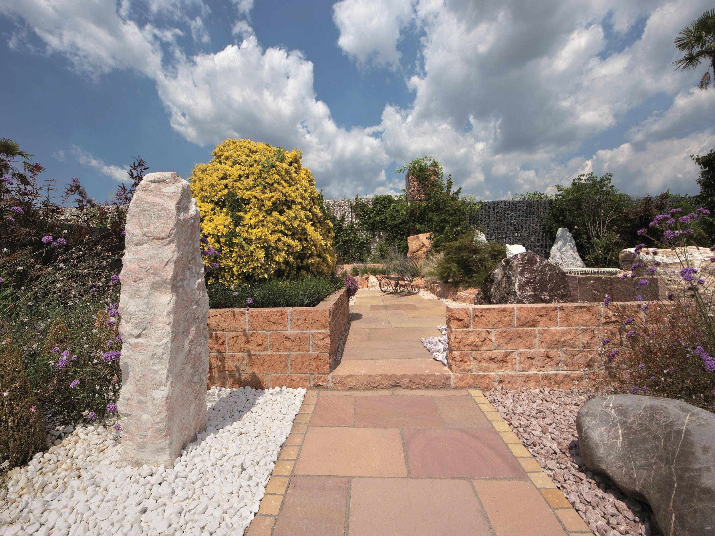 Kleinmauerstein naturstein marmor ges gt sol ag - Ag naturstein ...